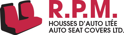 RPM Auto Seat Covers Ltd | Housses D'autos RPM Ltée